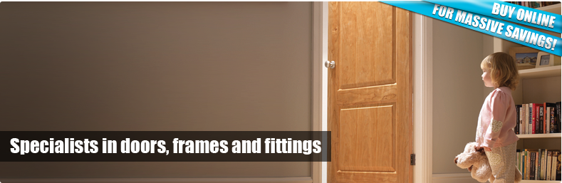 Specialists in doors, frames and fittings