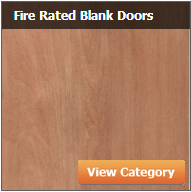 Fire Rated Blank Flush Doors