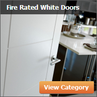Fire Rated White Doors