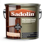 2.5L Sadolin Polyurethane Extra Durable Varnish