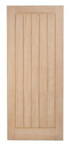LPD Geneva External Oak Door