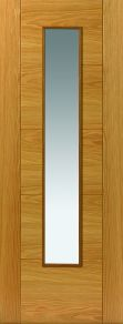 JB Kind Emral Oak Contemporary Internal Door