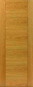 JB Kind Tigris Oak Comtemporary Internal Door
