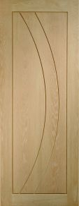 XL Salerno Prefinished Oak Internal Door