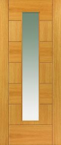 JB Kind Sirocco Glazed Internal Door