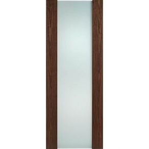 LPD Toronto Walnut Glazed Internal Door