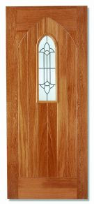 Westminster Hardwood External Door