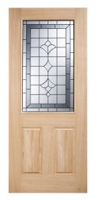 LPD Winchester Oak External Door