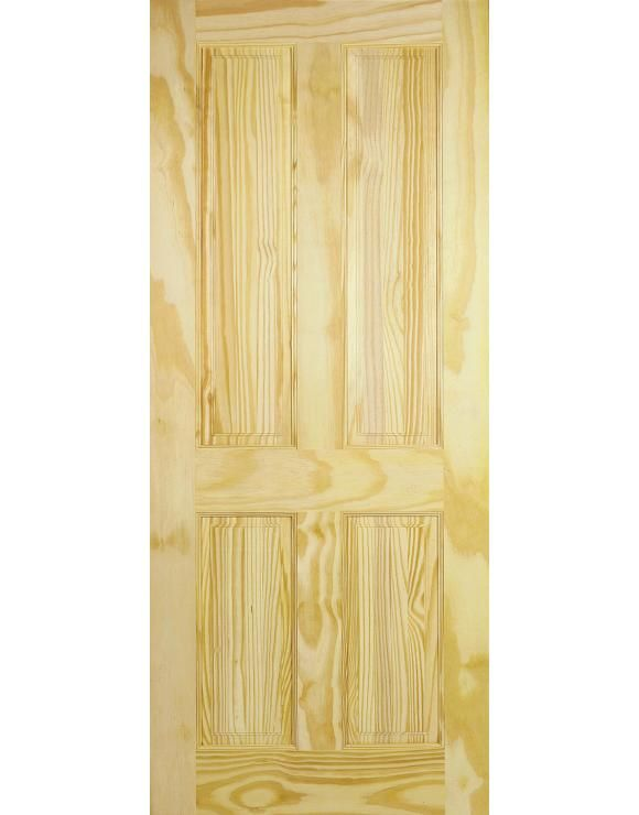 LPD 4P Clear Pine Internal Door