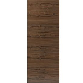 JB Kind Walnut Fernor Internal Door - 686 x 1981 x 35mm