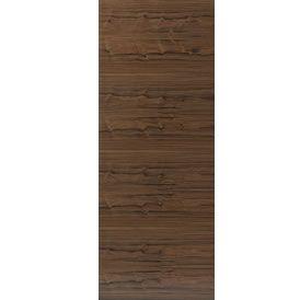 Jb kind walnut flush fernor internal door walnut doors for 1 hour fire door blanks