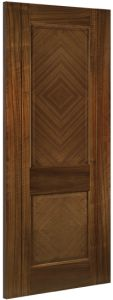 Deanta Kensington Walnut Internal Door - 838 x 1981 x 44mm firedoor