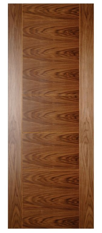 Deanta Seville Walnut Internal Door - 686 x 1981 x 35mm