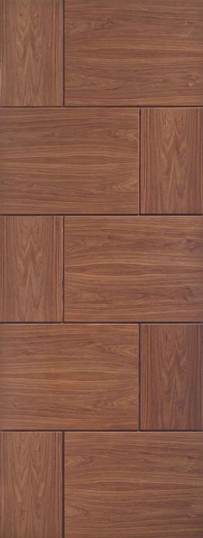 XL Ravenna Walnut Internal Door
